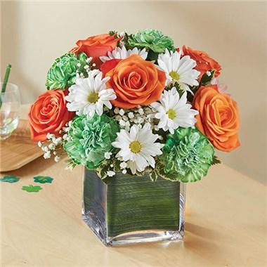Irish Blessings Bouquet Flower Arrangement
