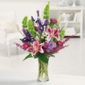 Irish garden mixed bouquet