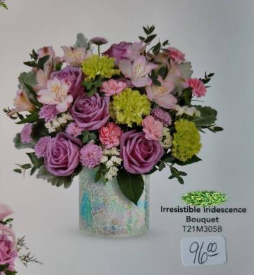 Irresistible Iridescence Bouquet