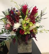 Island Flowers MODERN/TROPICAL DESIGNS