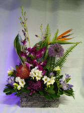 Island Paradise Fresh Arrangement
