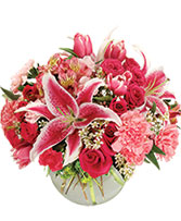 Isn't It Romantic... Arrangement in Traverse City, Michigan | Blossom Shop