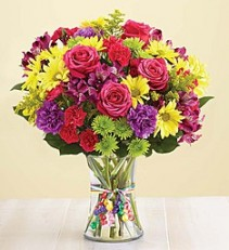 It' Your Special Day! Fresh, Eclectic, & Colorful
