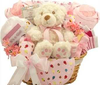 it a girl gift basket in bethesda md ariel bethesda florist