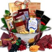 Italian Gift Basket Gourmet Gift basket