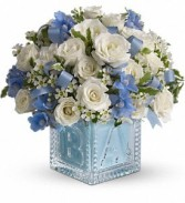 It's a Baby Boy   Baby Bouquet