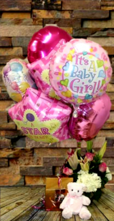 It's a Baby Girl Ultimate Package