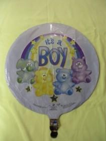 It's a Boy Balloon1 Mylar Balloon