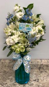 It's A Boy Bouquet