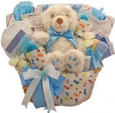 IT'S A BOY GIFT BASKET