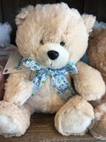 It's a Boy  Plush Bear