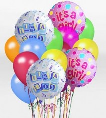 It's A Boy/Girl Balloons