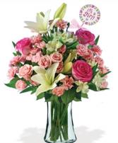 It's a Girl Bouquet Vase