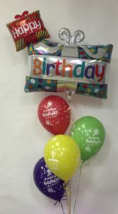 It's a wrap Balloons