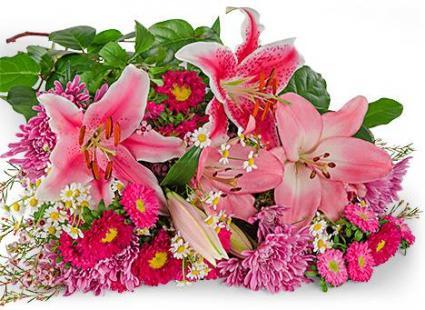 It's a Wrap Bouquet
