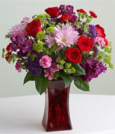 It's All about YOU! Fresh Flower Arrangement