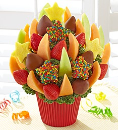 It's party time  Fruit Bouquet