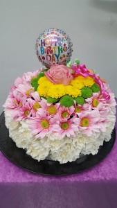 It's Your Birthday Cake Arrangement