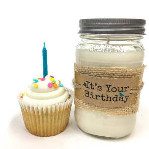 It's your Birthday Candle in Chatham, NJ | SUNNYWOODS FLORIST