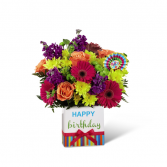 It's  Your Birthday! Happy Birthday Flowers