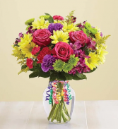 It's your day All-around Floral arrangement