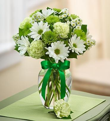 It's Your Lucky Day Bouquet™ with Boutonniere Arrangement