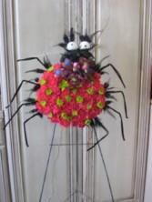 Itsy Bitsy Spider Funeral Spray