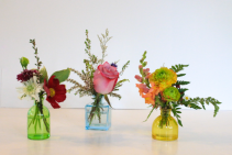3 itty-bitty's Floral Design