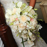 Ivory Dreams Cascade Bridal Bouquet