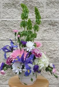 Iris & Ireland Special Mother's Day Arrangement