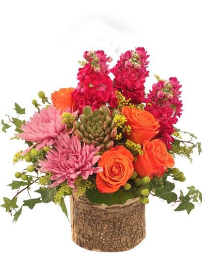 Ivy Rose Bouquet Arrangement