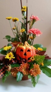 Jack-O-Lantern Fun  in Hutchinson, Kansas | Don's Custom Floral