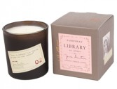 Jane Austen Library Candle