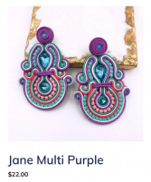 Jane Multi Purple