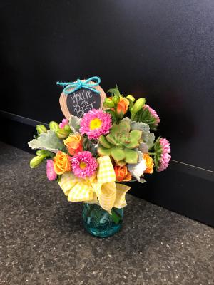 JAR OF JOY Everyday in Santa Barbara, CA   Alpha Floral