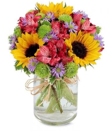 Jar flowers Day