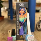 Jasmine (Aladdin) Gift Set Brush, Bath Fizzy, Nail Polish, Nail File
