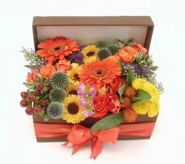 Jazz exclusive assorted flowers