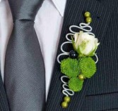 JAZZ IT UP A NOTCH Boutonniere