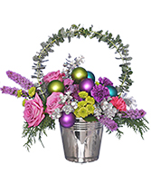 JAZZY BOUQUET Holiday Flowers