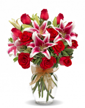 JAZZY GEM Vase Arrangement