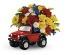 Jeep  Floral Bouquet