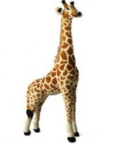 JEFFREY THE GIRAFFE PLUSH