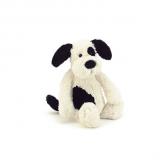 Jellycat Bashful Black & Cream Puppy plush animal