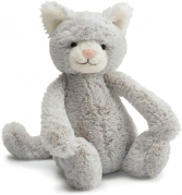 Jellycat Bashful Kitten plush stuffed animal