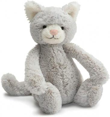 Jellycat Bashful Kitten plush stuffed animal