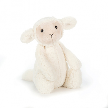 Jellycat Bashful Lamb plush stuffed animal