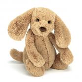 Jellycat Bashful Toffee Puppy plush stuffed animal