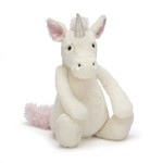 JELLYCAT BASHFUL UNICORN PLUSH STUFFED ANIMAL