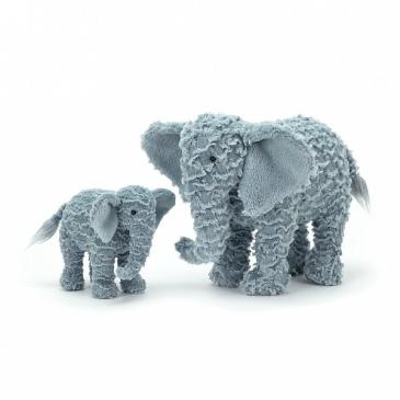 JELLYCAT EDDY ELEPHANT PLUSH STUFFED ANIMAL